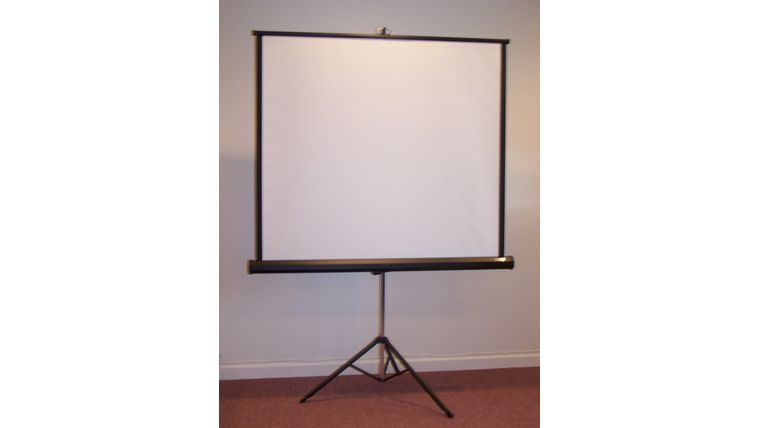 Picture of a Projection Screen 84' x 84'