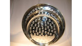 """16"""" Stainless Steel Tray image"""