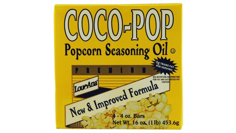 Picture of a Popcorn popping oil stick - 3 Pack