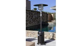 "Image of a ""Mushroom Style"" Radiant Heater - 8' Tall, 40M BTU"