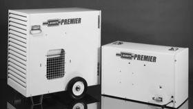 Image of a L.B. White Premier Tent Heater 90M BTU