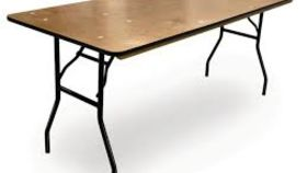 "Image of a Table - 30"" x 8' Long"