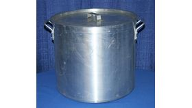 Image of a 60 Quart Stock Pot w/ Basket