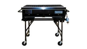 Image of a Propane Grill w/ Hood (2' x 3')