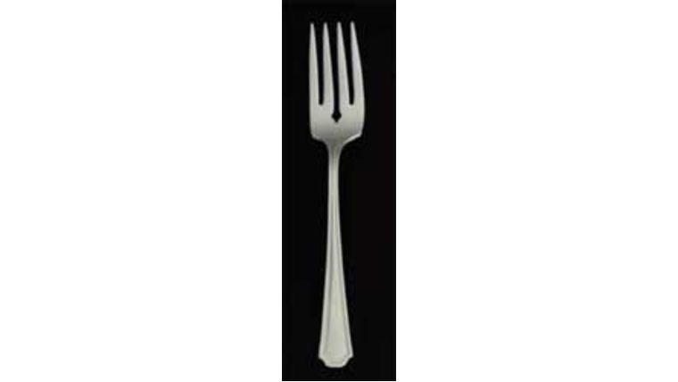 Picture of a Salad Fork