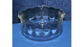 Image of a Glass Cond. Bowl - 1 pt.