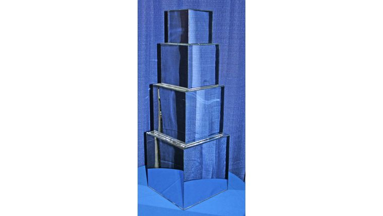 Picture of a Mirror Cubes - full set (4)