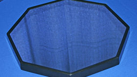 Image of a Mirror Trays - Octagonal Set of Four