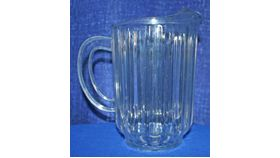 Image of a Pitcher - 64 oz plastic