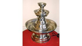 Image of a SS Champagne Fountain 4.5 gal.