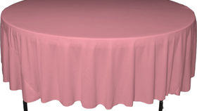 "Image of a Cotton - Dusty Rose Tablecloths (60"" Square)"