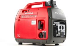 Image of a Honda EU2000i 2000w Portable Generator