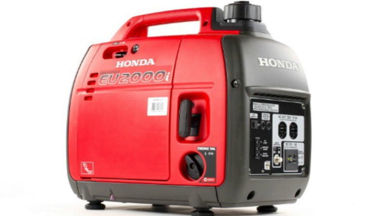 Picture of a Honda EU2000i 2000w Portable Generator