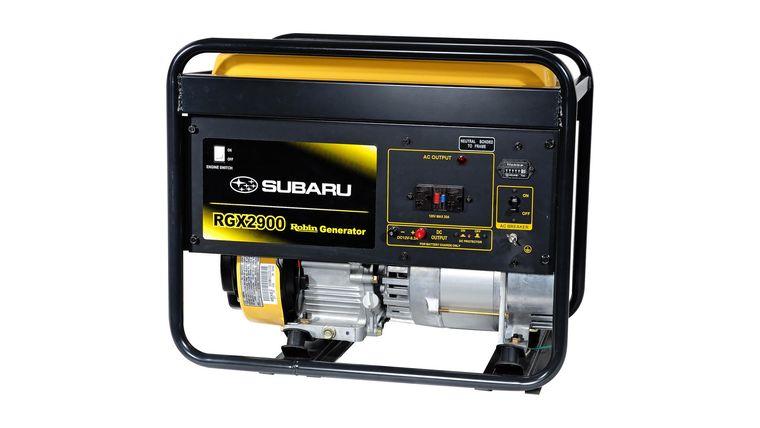 Picture of a Subaru RGX2900 Generator