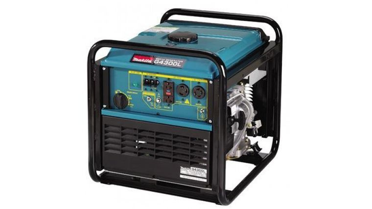 Picture of a Makita G4300L 4,300W Generator