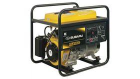 Image of a Subaru 4800W RGX4800 Industrial Generator