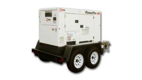 Image of a MMD PowerPro 40 Tow Behind Generator