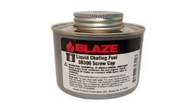 Image of a 3 oz Blaze / Sterno Chafing Fuel