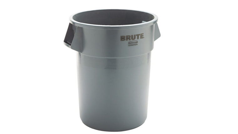 Trash Can : goodshuffle.com