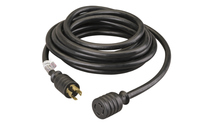 Picture of a 50' Generator Extension Cord