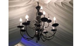 Image of a Old World Style Chandelier
