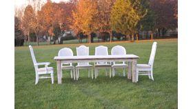 White Wash Farm Tables image