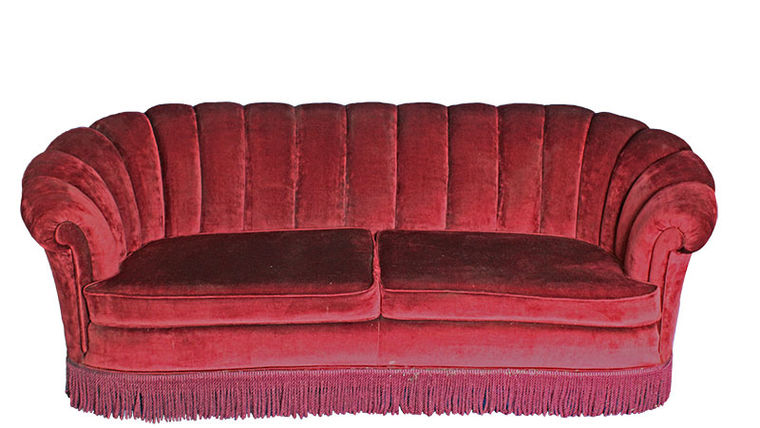 Picture of a Doris Art Deco Sofa