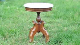 Image of a Victorian Side Table
