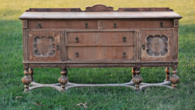 Image of a The Catskill : Distressed Wood Buffet