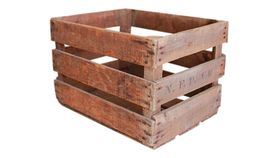 Image of a Wooden Crate