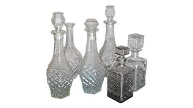 Image of a Vintage Decanters