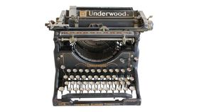Image of a Underwood Typewriter
