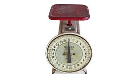 Image of a Antique Kitchen Scale