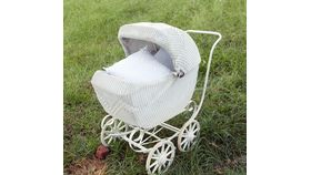 Image of a French Baby Carriage