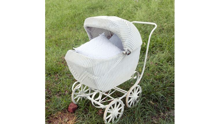 Picture of a French Baby Carriage