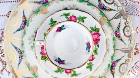 Image of a Dinner Plates