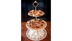 Image of a Dessert Tiers