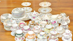 Image of a Tea Party Package