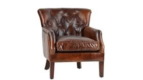 Image of a Georgetown: Leather Chair