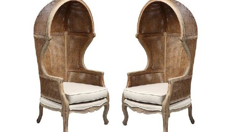 Picture of a The Toulouse: Hooded Chair