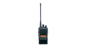 Image of a Vertex VX-354 UHF Analog  with Display Two-Way Radio