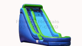 Image of a Giant Waterslide