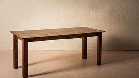 Image of a 3'x8 Chestnut Farm Table