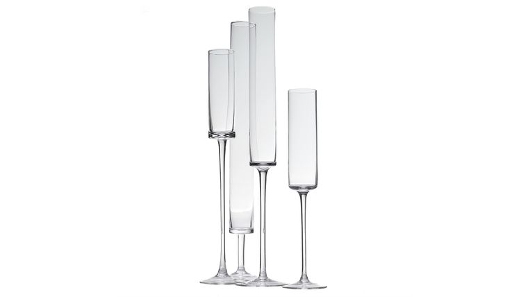 Picture of a Halo Vase Tall 23.5''