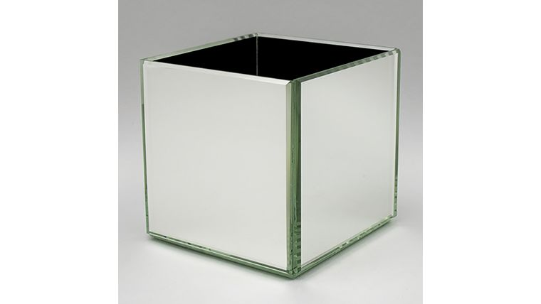 Picture of a 4x4 Mirror Cube