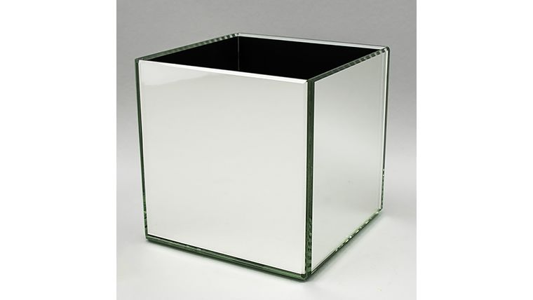 Picture of a 5x5 Mirror Cube