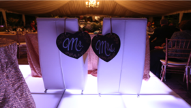 Image of a Sweetheart Chairs (Pair)