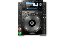Image of a Pioneer CDJ-2000Nexus