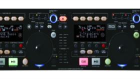 Image of a Denon HC-4500 DJ Controller