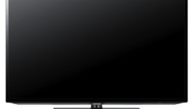 "Image of a 40"" LED TV"